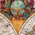 109 Mapas antiguos del mundo para descargar