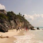 Visita a las ruinas de Tulum y playa Hermosa