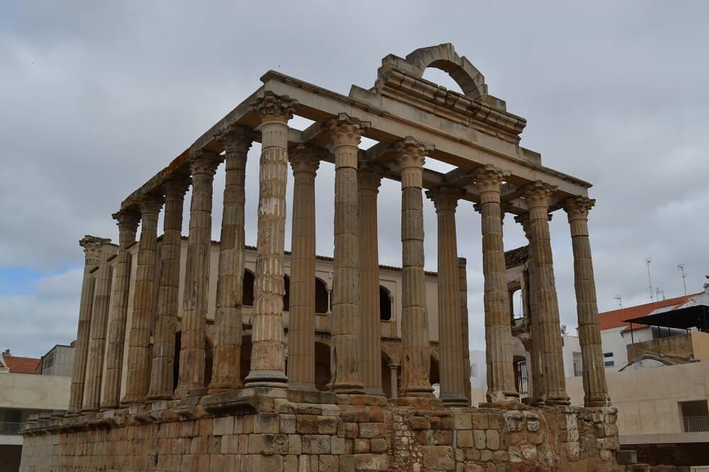 Templo de Diana Mérida