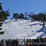 Subir a esquiar a Navacerrada