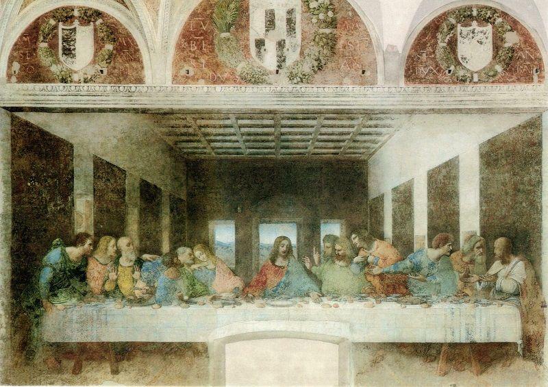 """La Ultima Cena"", Da Vinci"