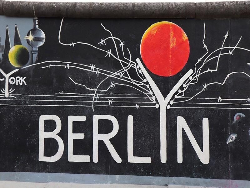 Berlín, arte urbano