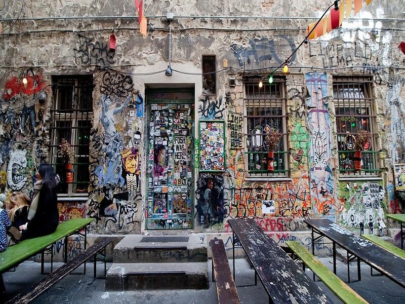 Dead Chicken Alley, Berlín
