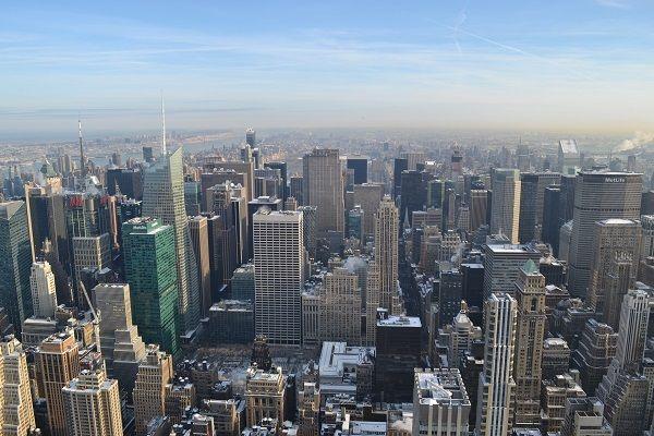 Skyline Nueva York Que hacer en Nueva York