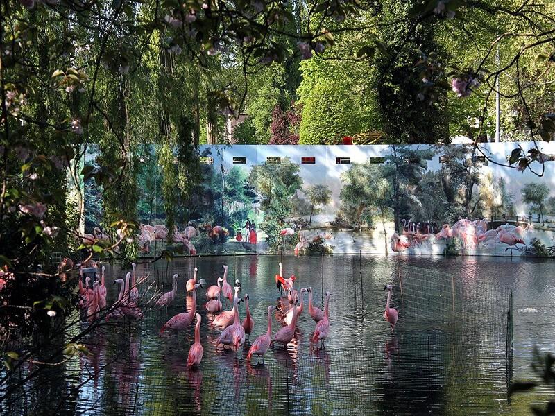 ARTIS Zoológico, Ámsterdam