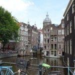 Ámsterdam, visita rápida antes de embarcar en un crucero.
