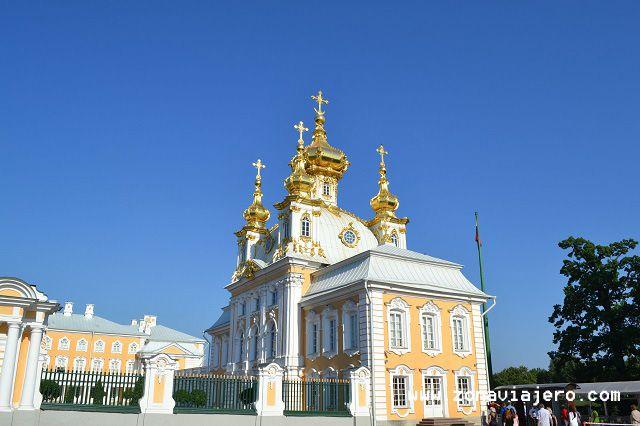 Palacio de Peterhof 1