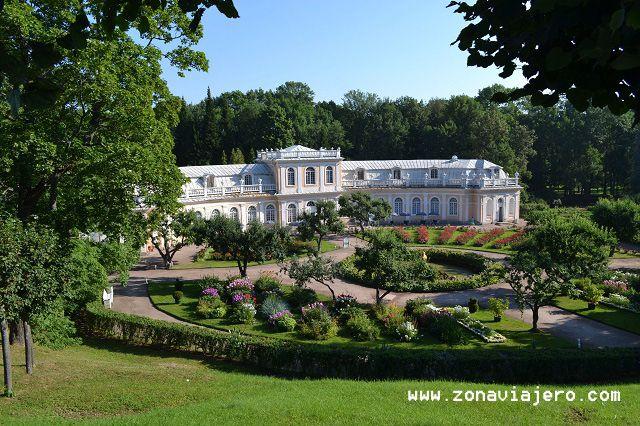 Palacio de Peterhof 2