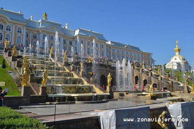 Fuentes de Peterhof