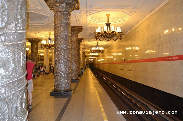 estación de Avtova