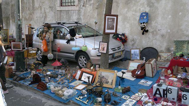 Feira da Ladra Que hacer en Lisboa
