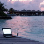Vuélvete un nómada digital mientras viajas por el mundo