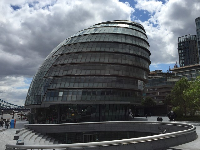 city hall londres gratis