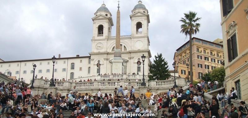Plaza Espana Roma