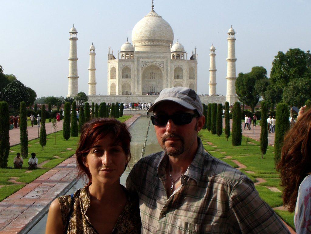 Vivir Viajando - India