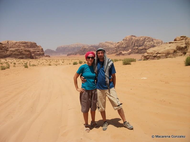 Wadi Rum Jordania