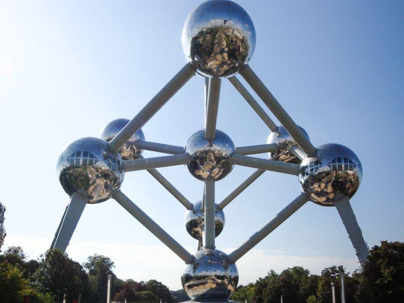Atomium Que ver en Bruselas 2