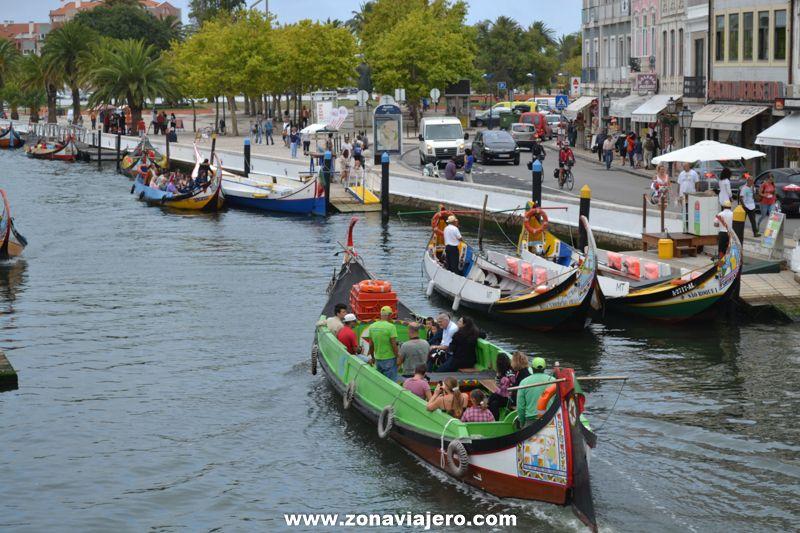 Aveiro la Venecia Portuguesa 2