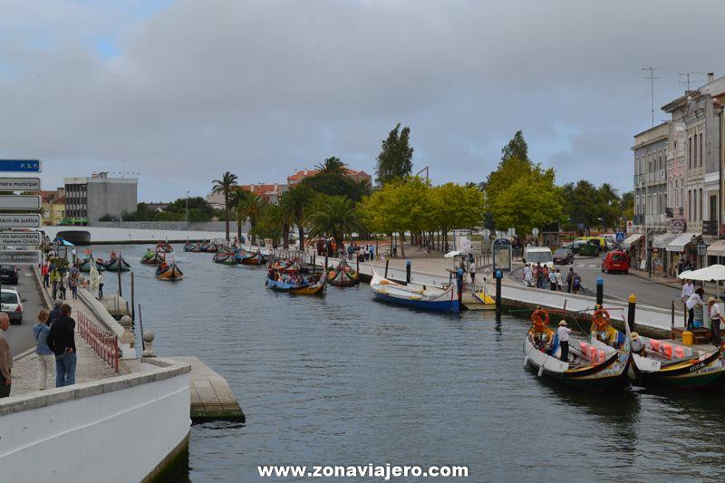 Aveiro la Venecia Portuguesa 5