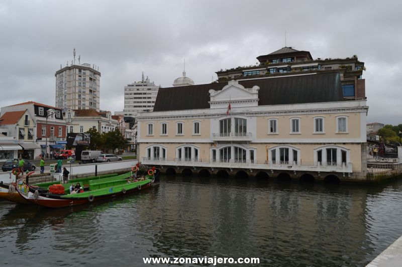 Aveiro la Venecia Portuguesa