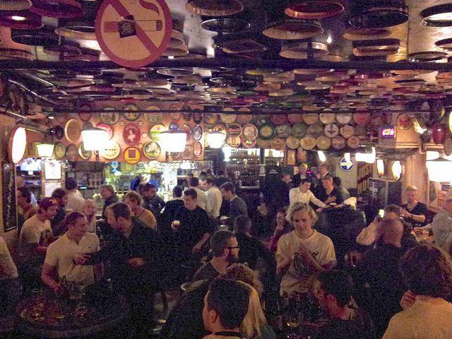 Bar Delirium Que ver en Bruselas