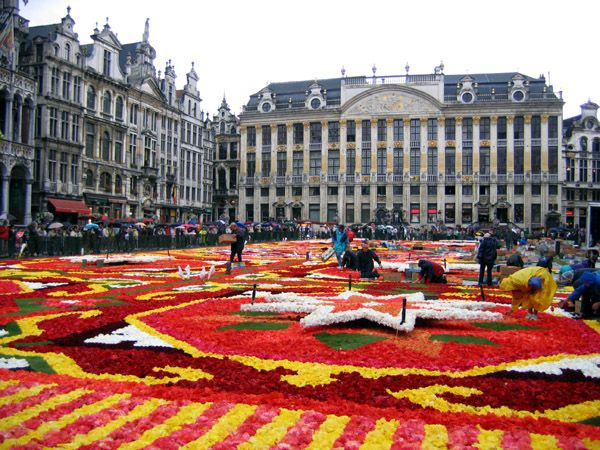 Grand Place Que ver en Bruselas