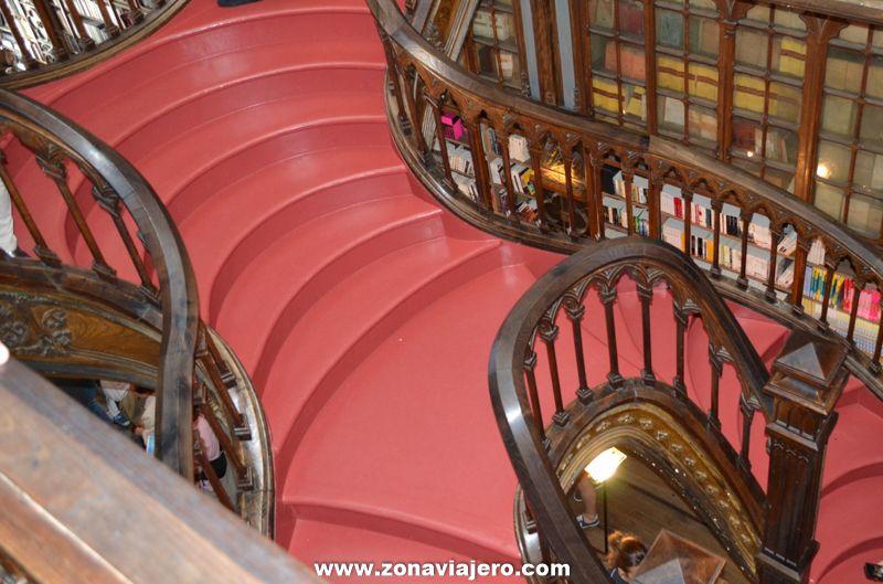 Libreria Lello Oporto 1