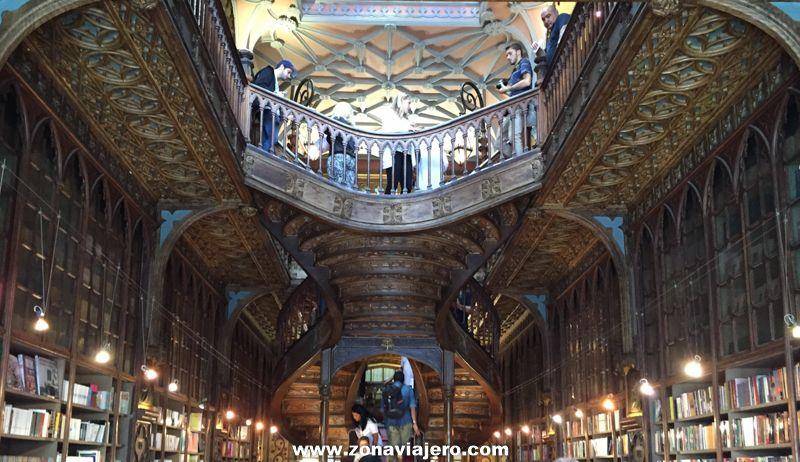 Libreria Lello Oporto 2