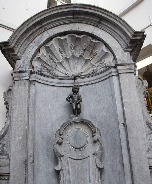 Manneken Pis Que ver en Bruselas