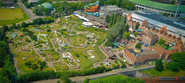 Mini europe Que ver en Bruselas