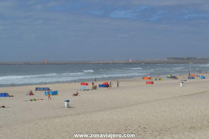 Playa de Costa Nova 1