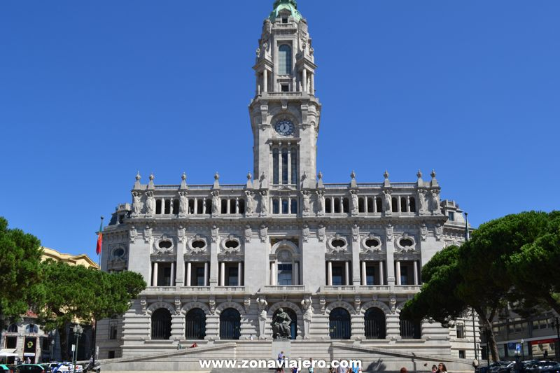 Plaza de la Libertad Oporto