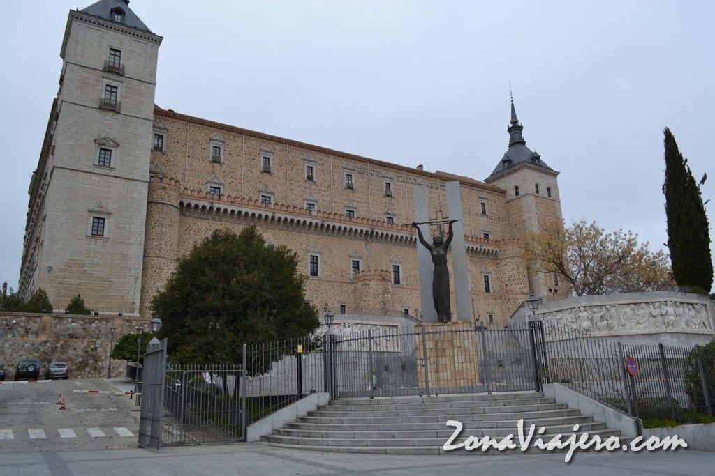 Que ver y hacer en Toledo - Alcazar de Toledo
