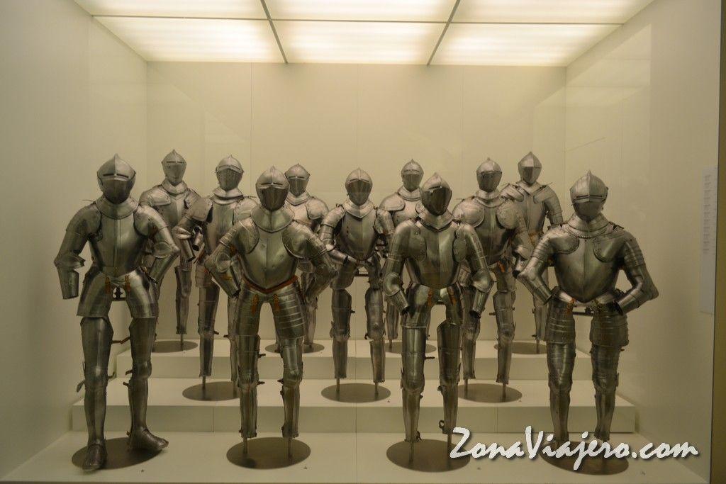 Que ver y hacer en Toledo - Museo del Ejercito de Toledo