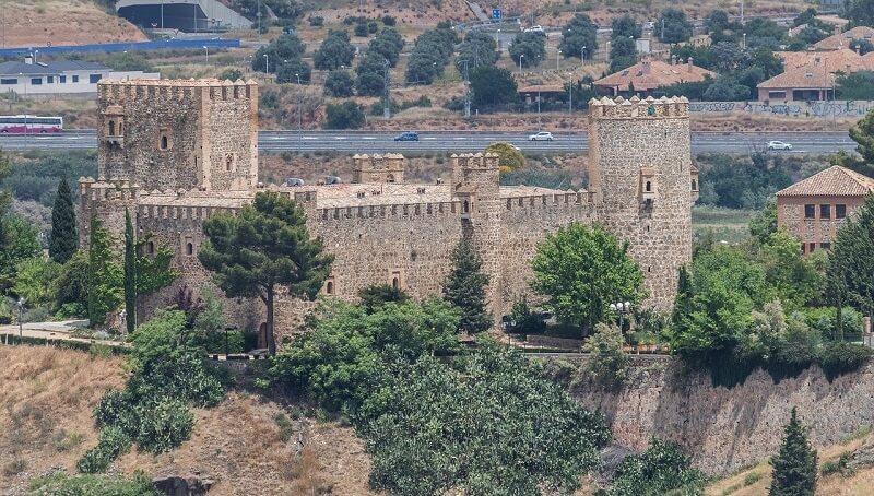 castillo de Maqueda que ver en toledo