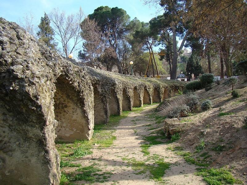 que ver en Toledo circo romano de toledo