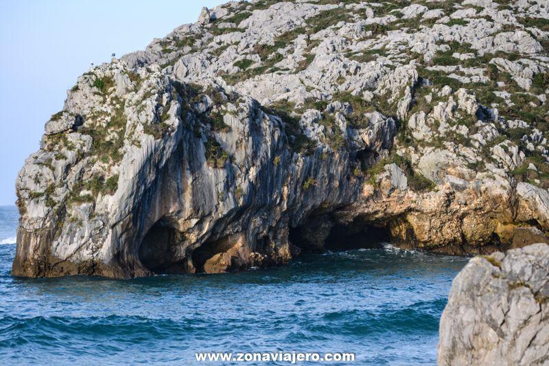 Playa de las Cuevas del Mar - Asturias 2
