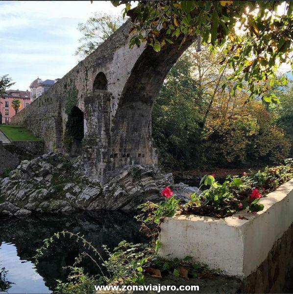 Puente Romano de Cangas de Onis 2 - Asturias