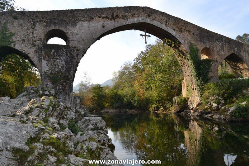 Puente Romano de Cangas de Onis - Asturias