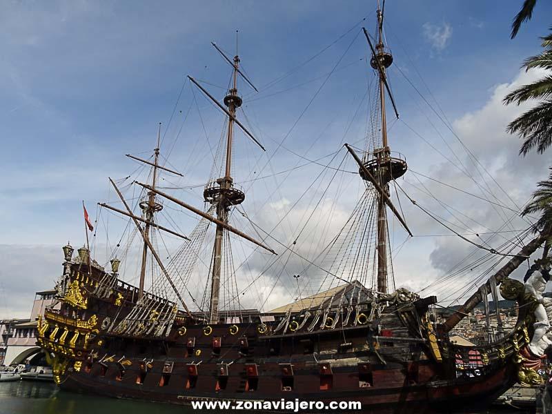 El Galeon Neptuno - Genova