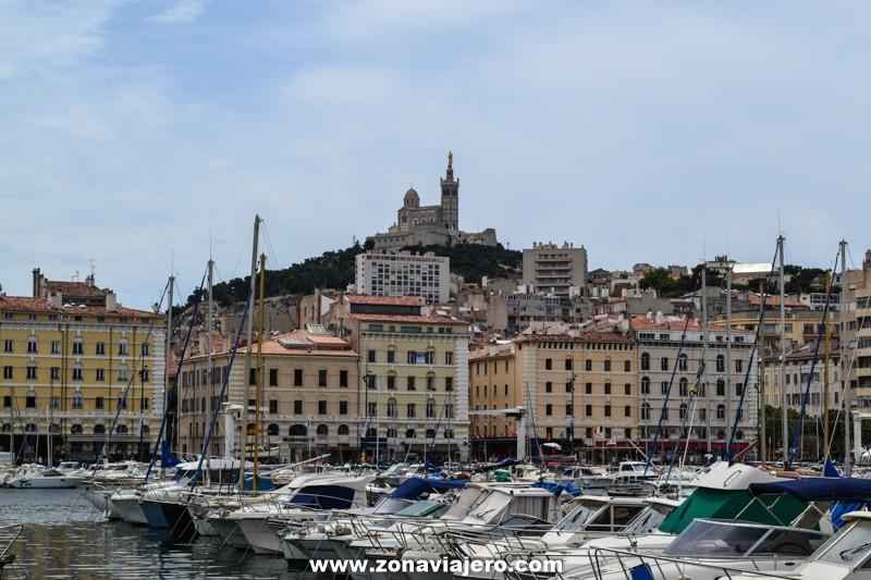 Notre Dame de la Garde Marsella