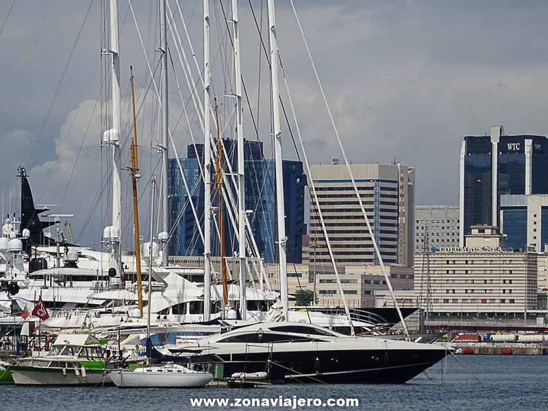 Puerto de Genova