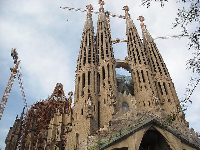 Sagrada Familia - Qué ver en Barcelona en un día