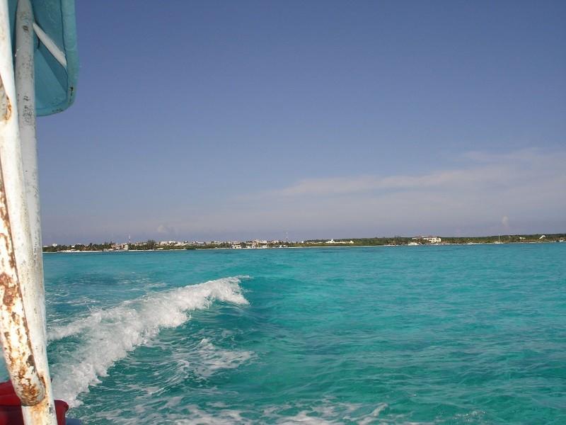 excursion por libre a isla mujeres