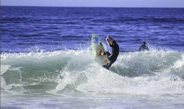 Surfear en Galicia