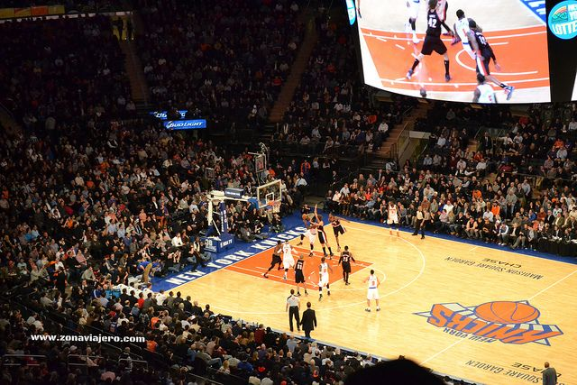 Nueva York Madison Square Garden