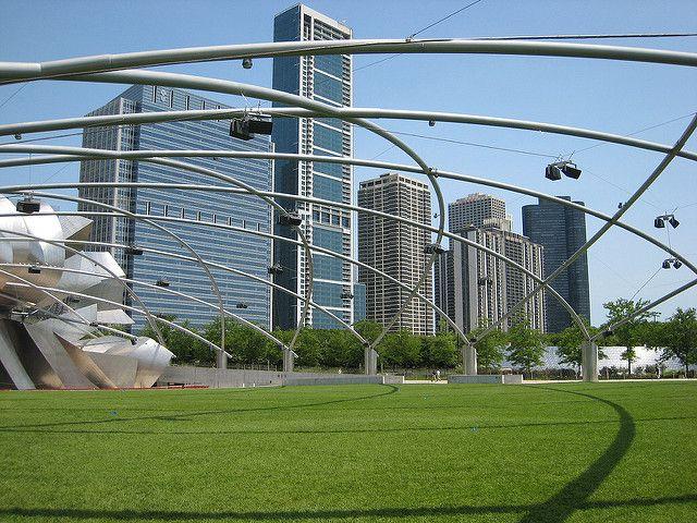 Millennium-Park-Chicago-que ver en chicago
