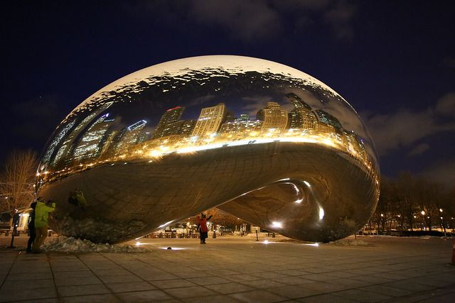 cloud-gate-the-bean-chicago