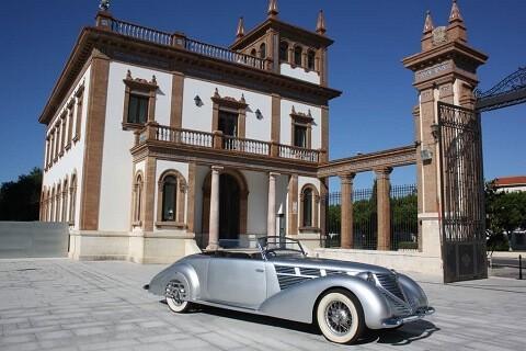 museo del automovil malaga