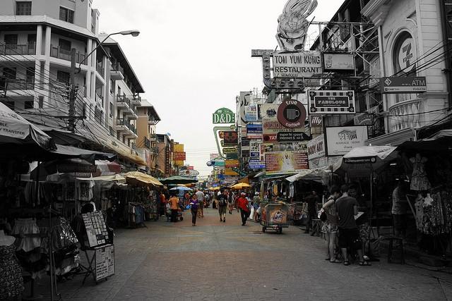 vivir en Tailandia